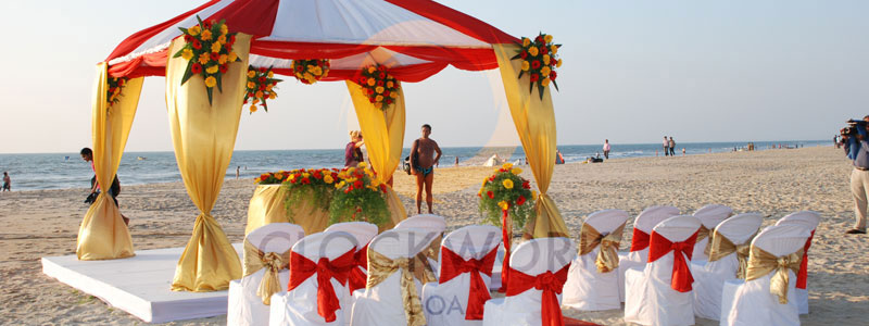 Clockwork Goa : Beach Weddings